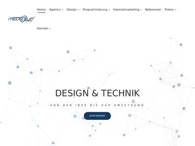 Mediaup Webdesign
