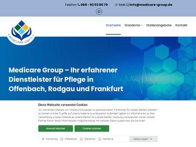 Ambulante Kranken- und Altenpflege Stern