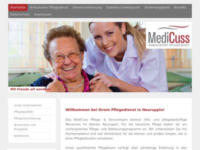 MediCuss GmbH Pflege- & Serviceteam