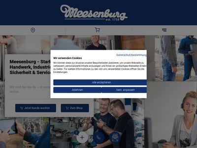 Meesenburg GmbH Sicherheitstechnik