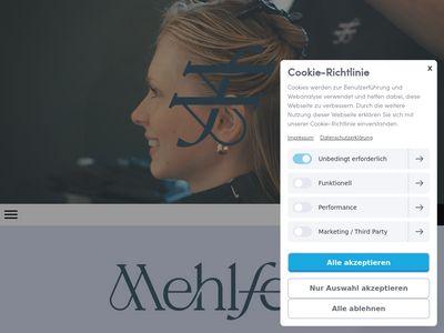 Mehlfeld - Ihr Friseur in Bad Schwartau