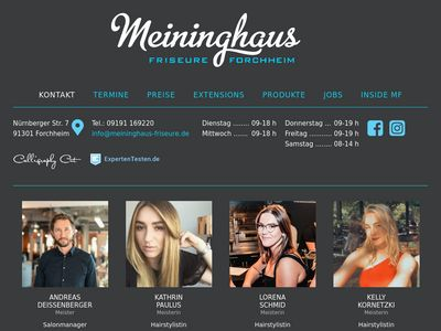 Meininghaus Friseure