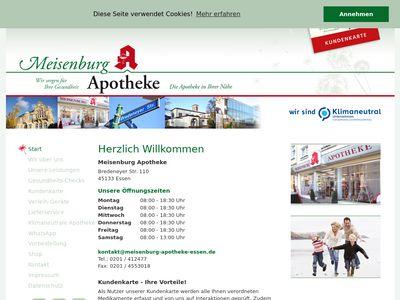 Meisenburg Apotheke