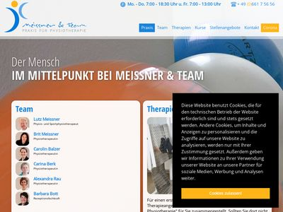 Physiotherapie Hammerl