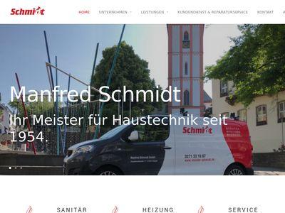 Manfred Schmidt GmbH