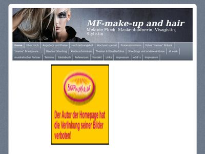 MF-Make-up and Hair