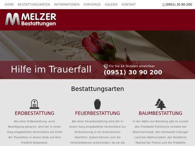 Melzer-Bestattungen