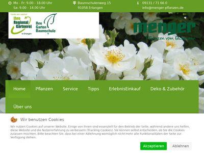 Garten Baumschule Menger