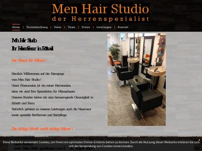 Men Hair Studio