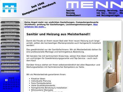 Dieter Menne Sanitär Heizung