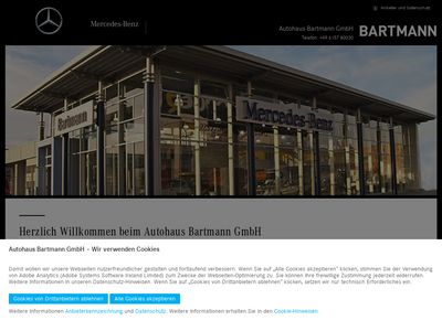Autohaus Bartmann GmbH