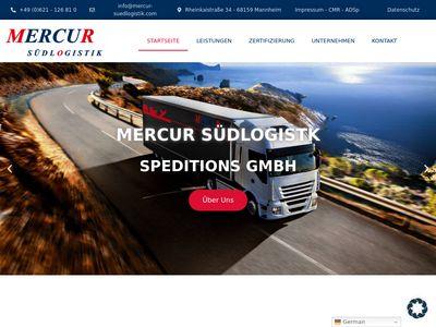 Mercur Südlogistik Speditions GmbH