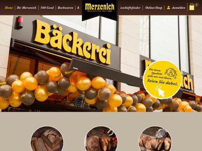 Bakery Merzenich on Hohenzollernring