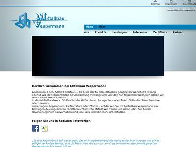Metallbau Vespermann