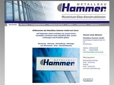 Metallbau Hammer GmbH