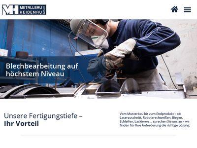 Metallbau Heidenau GmbH