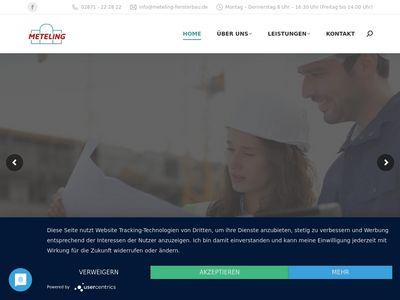 Meteling Fensterbau GmbH