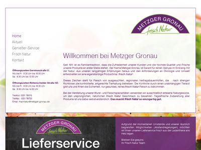 Gronau GmbH Fleischerei und Partyse…