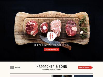 Metzgerei Happacher in Augsburg