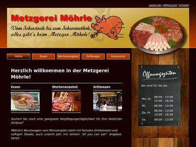 Metzgerei Möhrle Metzger