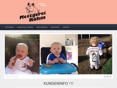Metzgerei-Röhm