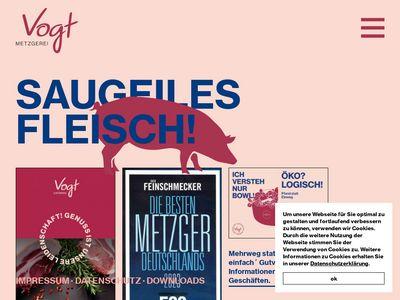 Metzgerei Vogt e.K. Partyservice