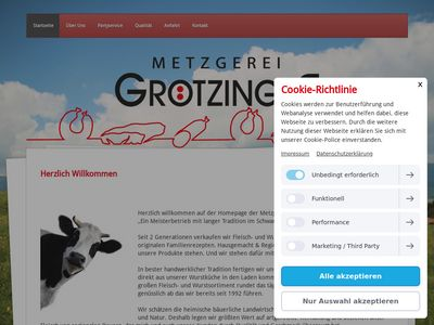 Grötzinger Metzgerei