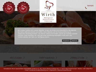 Metzgerei Wirth GmbH