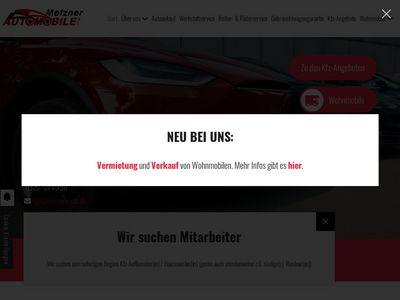 Metzner Automobile GmbH