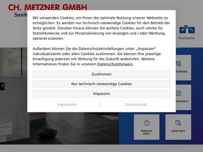 Ch. Metzner GmbH Sanitär-Heizung