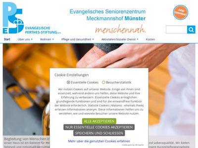 Ev. Seniorenzentrum Meckmannshof
