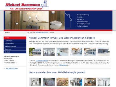 Dammann - Gas-und Wasserinstallation GmbH