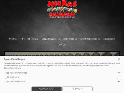 Michas Ballonshop