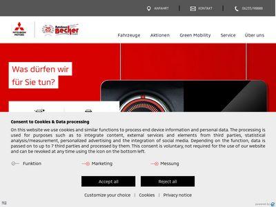Autohaus Becker GmbH