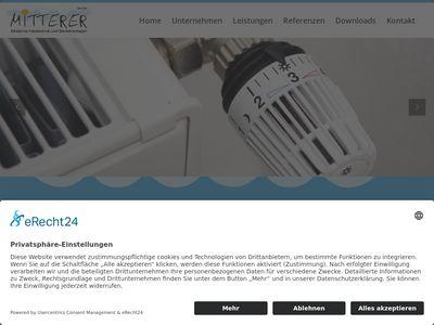 Mitterer GmbH Heiztechnik