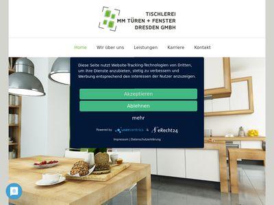 MM Türen+Fenster Dresden GmbH