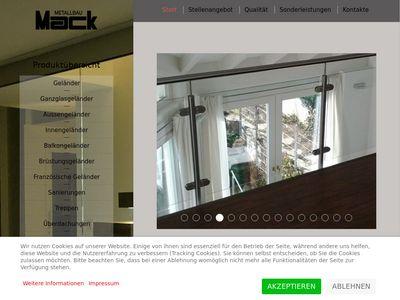 Mack Metallbau GmbH