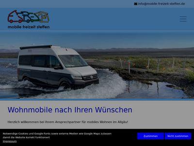 Mobile freizeit steffen GbR