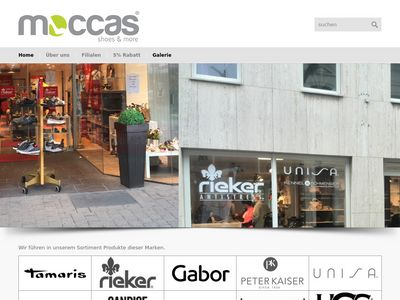 Moccas Shoes & More