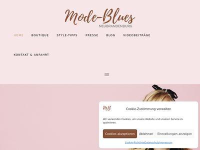 """Boutique """"Mode-Blues"""