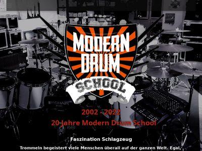 Modern Drum School