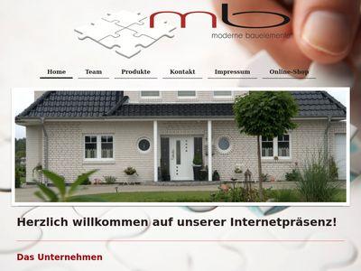 Moderne bauelemente GmbH