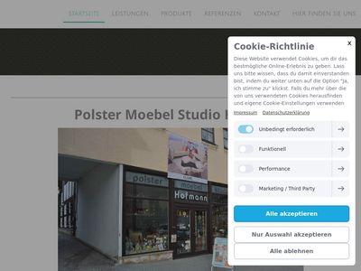 Polster-Möbel-Studio Hofmann
