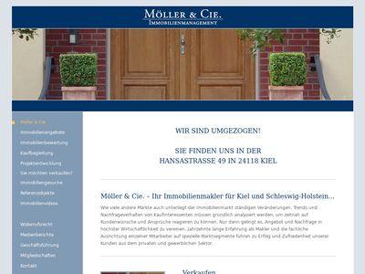 Möller & Cie. Immobilienmanagement