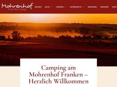 Mohrenhof Franken