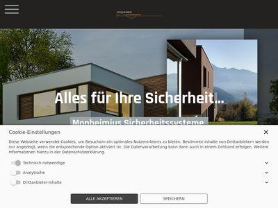 Monheimius Sicherheitssysteme