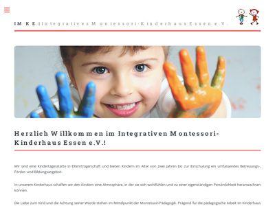 Montessorie Kinderhaus e.V.