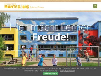Evangelische Montessori Grundschule Plauen