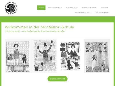 Städtische Montessori- Grundschule