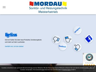 Andreas Mordau Sanitär - Heizung